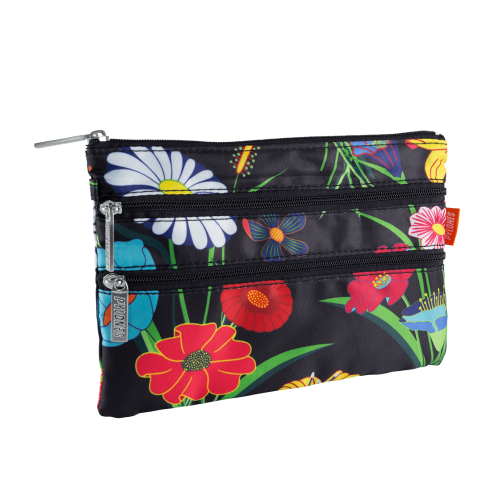 Pochette 3 zip Pylones « zip it »